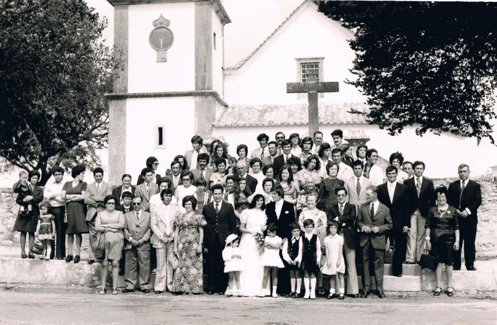 A foto de grupo
