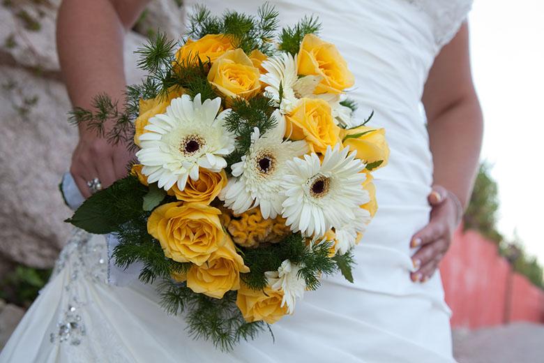 O meu bouquet
