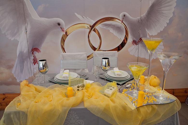 A nossa mesa :)