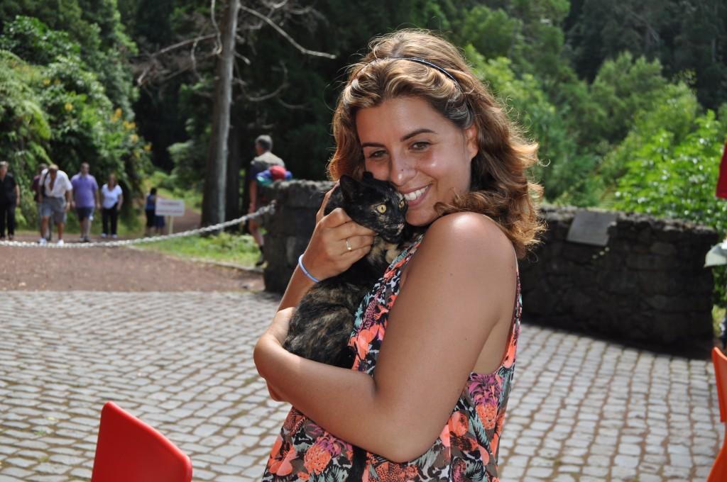 Um gatinho açoreano mto mto fofinho :)