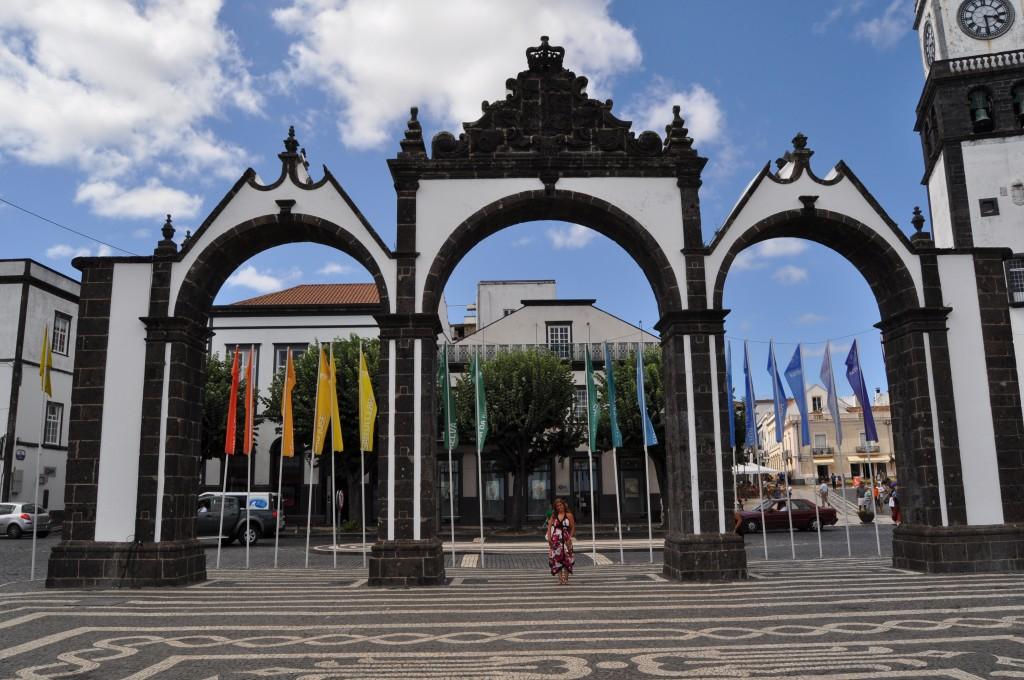Portas de Ponta Delgada