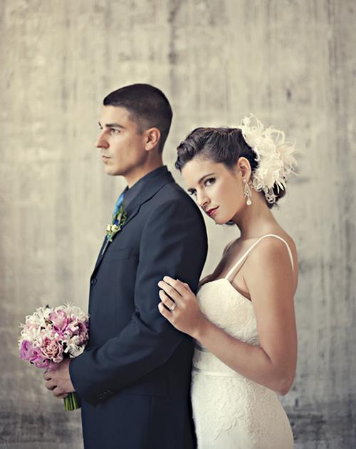Penteado da noiva pode ser uma ideia de sucesso