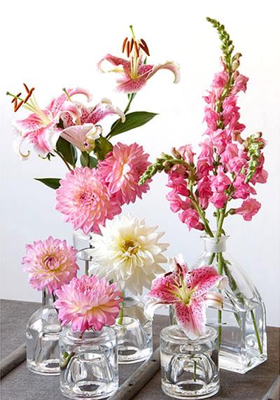 Decoração e flores