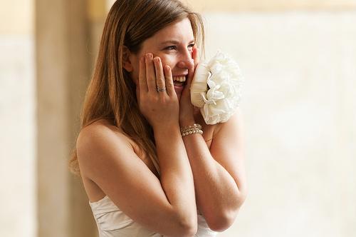 Escolher o vestido da noiva