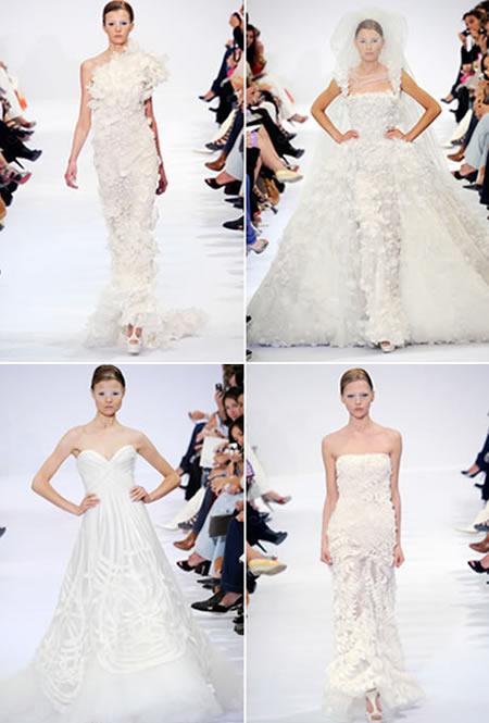 10 estilistas de vestidos de noiva mais famosos Berries