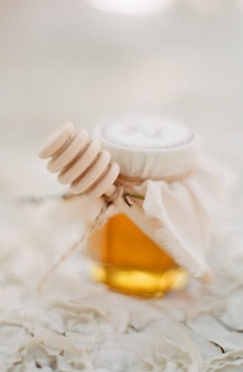 Frasquinhos de mel