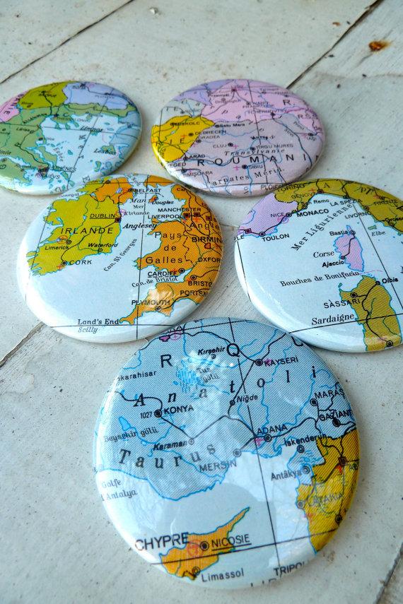 Pins com mapas