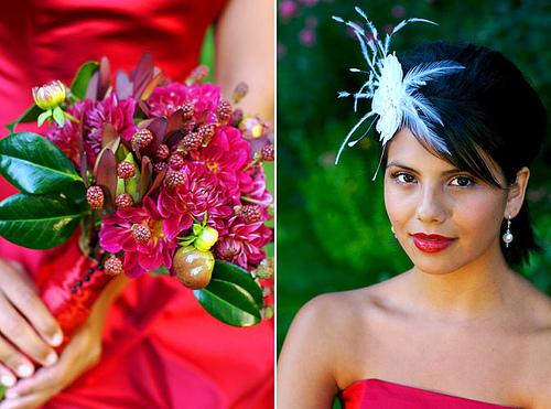 bouquet de noiva de acordo com a personalidade da noiva