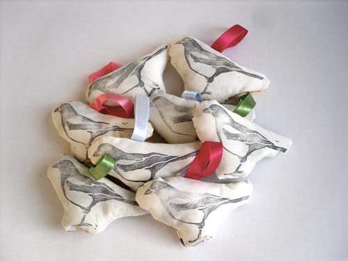 Saquinhos de lavanda