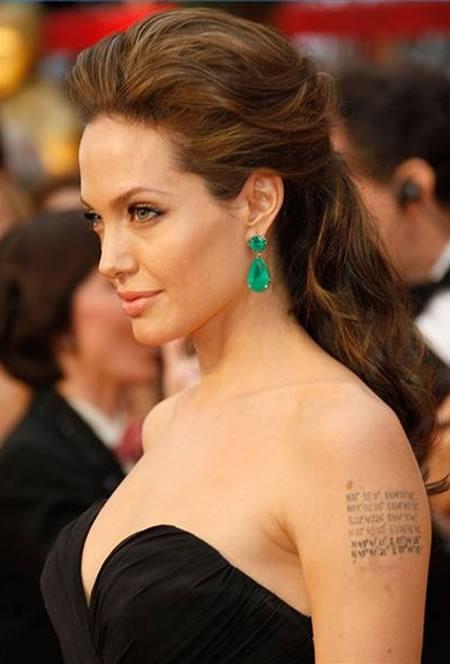 Angelina Jolie – Óscares 2009