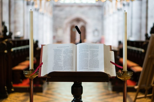 Missal para o casamento