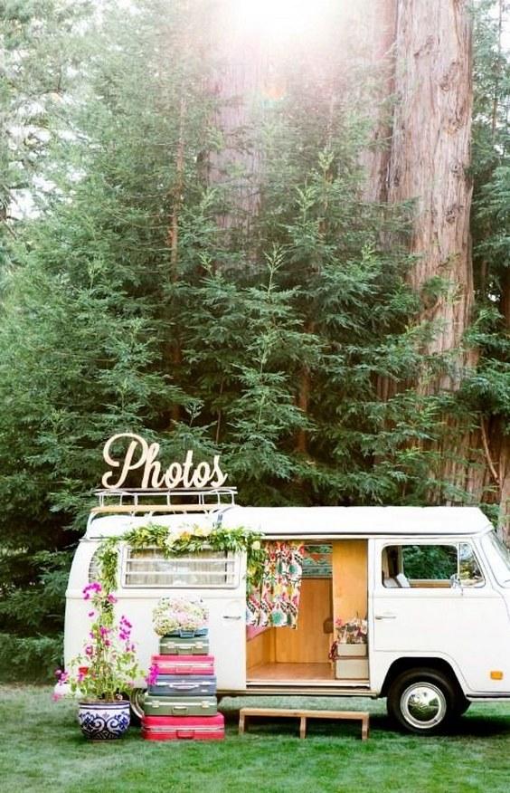 Cabine de fotografias