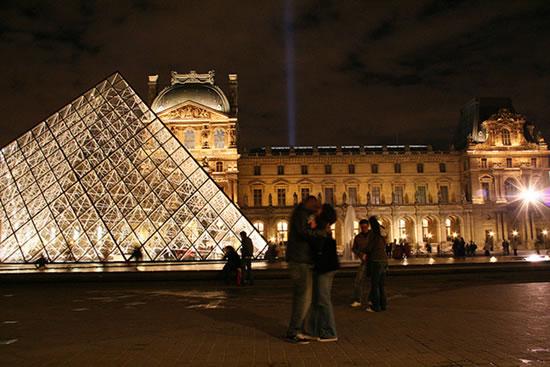 Lua-de-mel em Paris