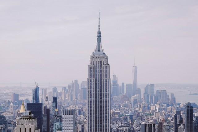 Lua de mel em Nova Iorque