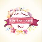 Retrato de Live Love Laugh