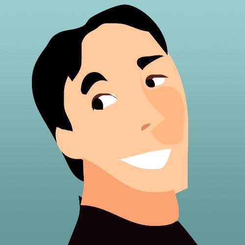 Retrato de Miguel Aguiar