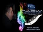 Retrato de Paulo Silva Organista e Vocalista