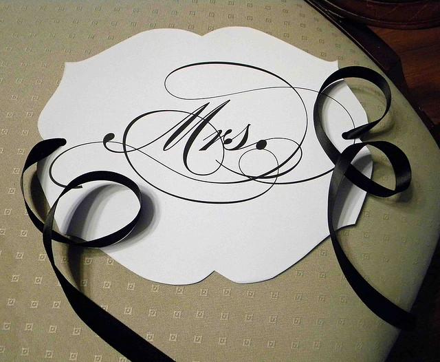 convite casamento com fita