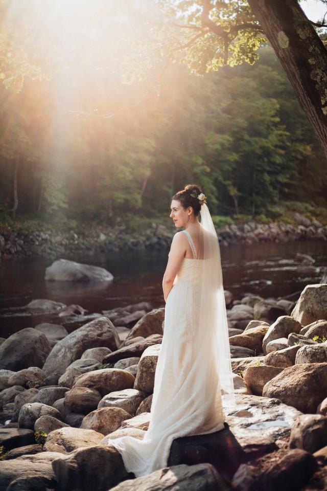 Noiva na floresta