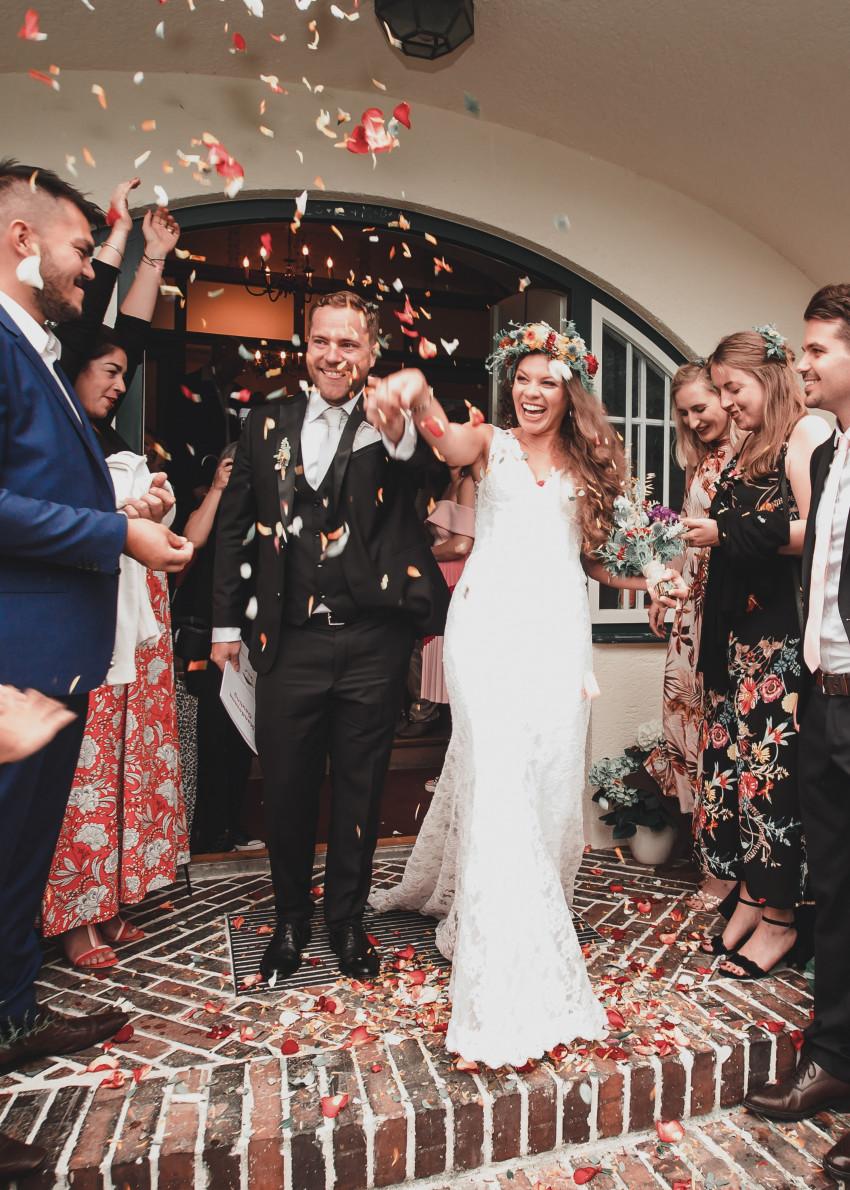 Receção de noivos