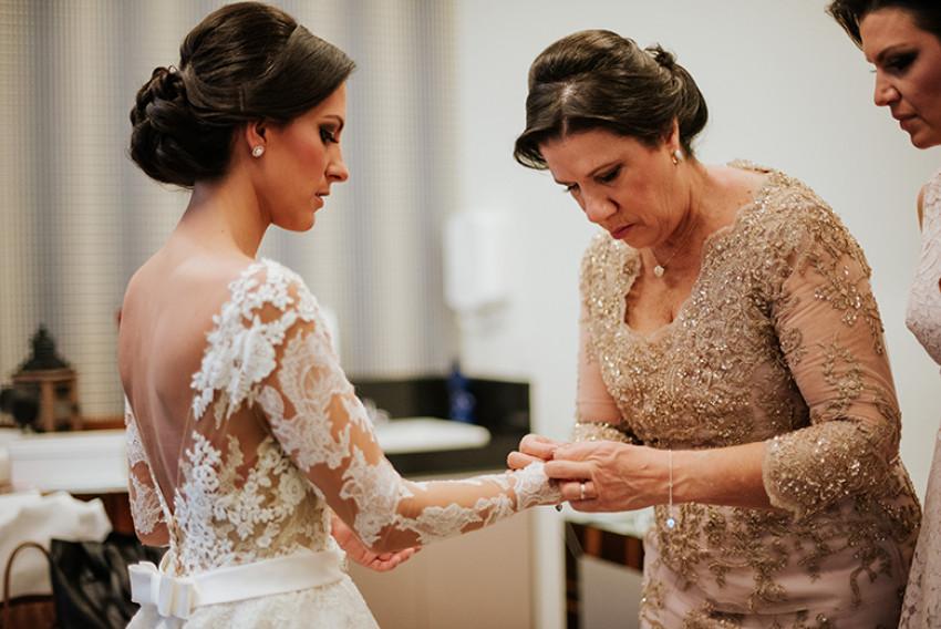 Mãe e noiva