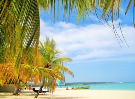 Lua-de-mel na Jamaica