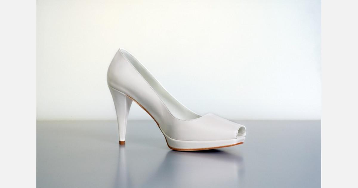 haity sapatos noiva