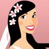 Retrato de Acessórios de Noiva